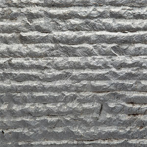 Grey Pearl Limestone - Antique Corduroy