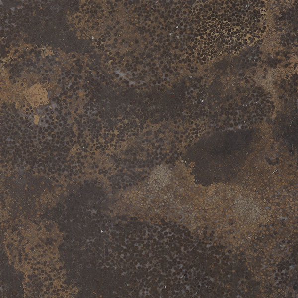 Rusty Manchu Caviar Limestone - Honed Fleuri Cut