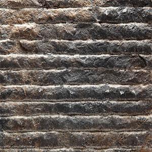 Rusty Manchu Caviar Limestone - Corduroy
