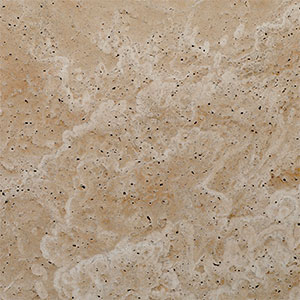 Turkish White Travertine - Honed and Unfilled